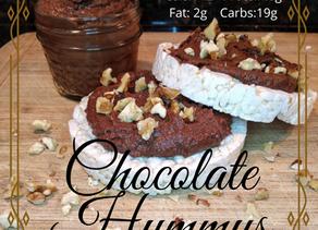 Chocolate Hummus!