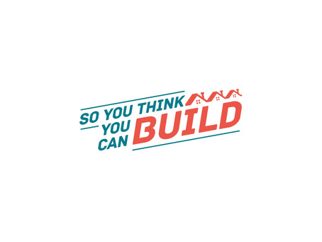 Vooraankondiging challenge So you think you can BUILD