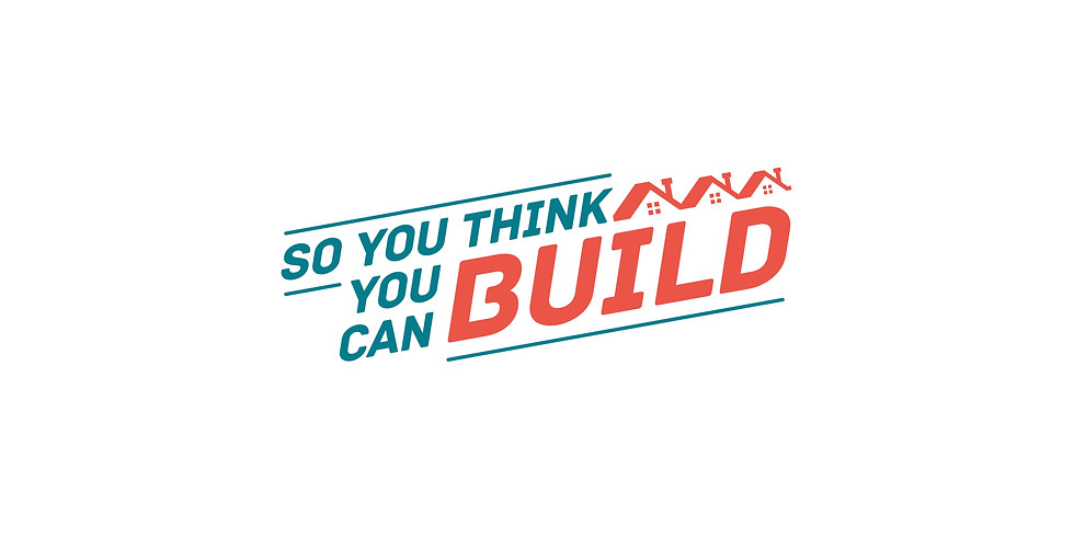 Finale So you think you can BUILD