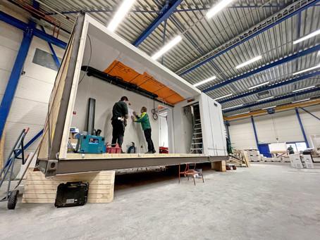 Dura Vermeer lanceert circulaire appartementen van hout