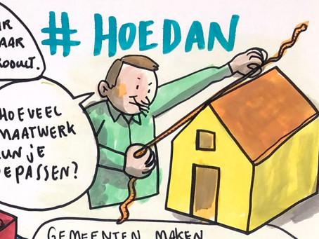 Getekend verslag: #HoeDan - Corporatiedag Aedes