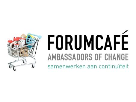 5 juli 10:00 - 12:00 Forumcafé 'Samenwerken aan Continuïteit'