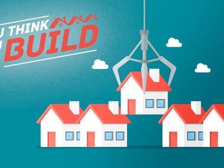 Vooraankondiging challenge So you think you can BUILD