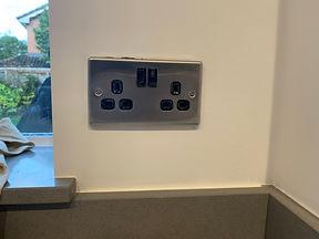 Plug Socket installed by Qualified Electrician Near you, Birmingham Electrician