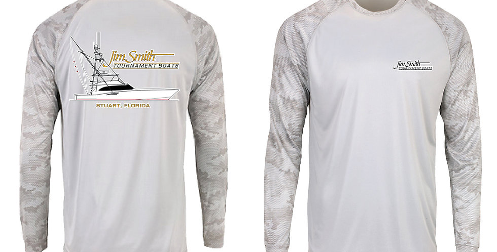 Jim Smith Cayman Shirt
