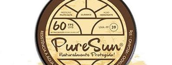 Filtro Solar PureSun Clássico - 50g FPS60
