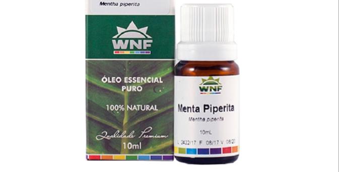 Óleo EssencialMenta Piperita WNF - 5ml