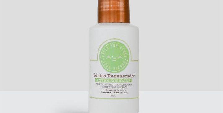 Tônico Regenerador Anti Oleosidade Auá  90ml