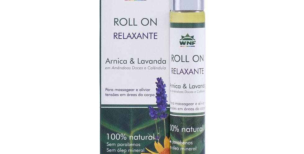 Roll on de Massagem Relaxante WNF - 10ml