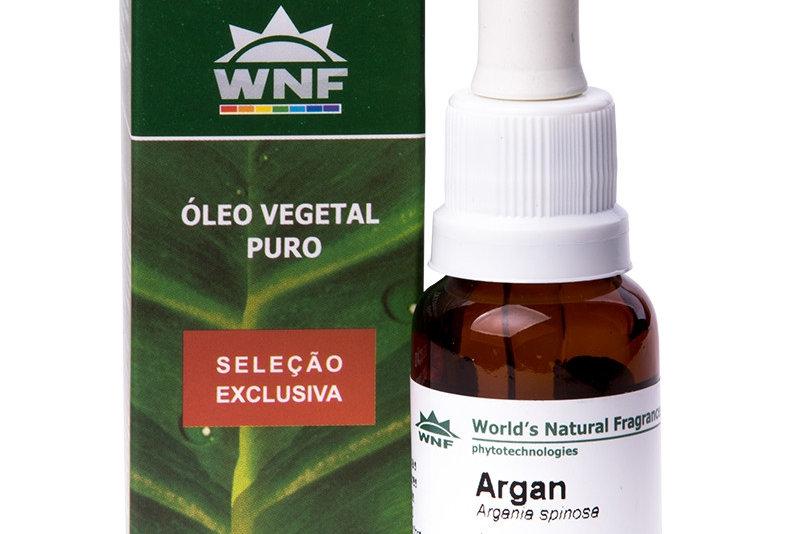 Óleo Vegetal de Argan WNF - 20ml