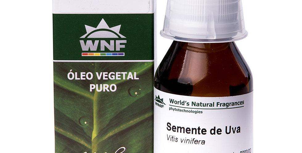 Óleo Vegetal Semente de Uva WNF - 50ml