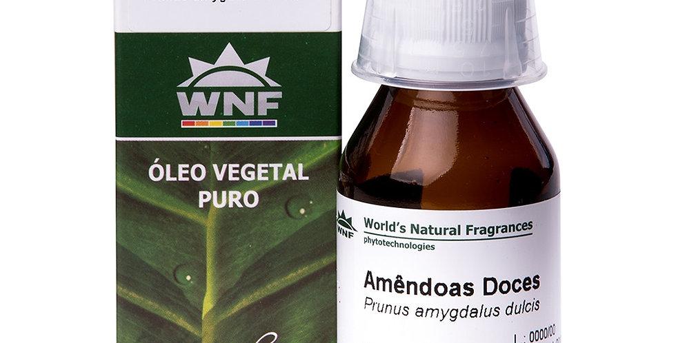 Óleo de Amêndoas Doce WNF - 50ml