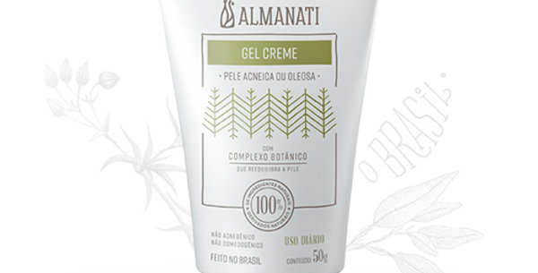 GEL ESFOLIANTE ANTIACNE FACIAL ALMANATI