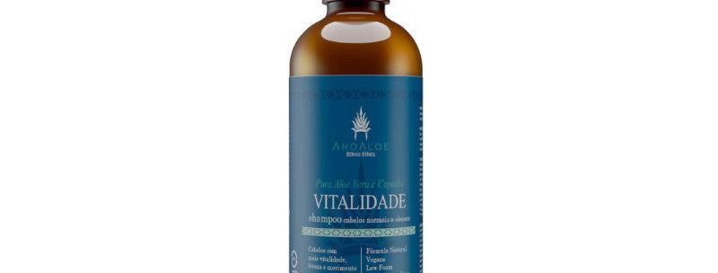 Shampoo VITALIDADE AhoAloe - 270ml
