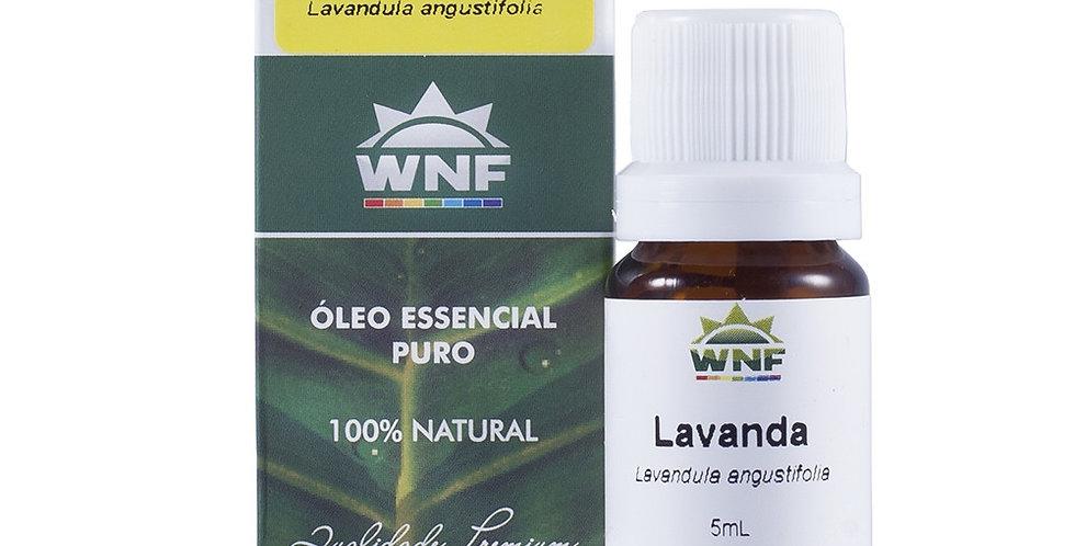 Óleo Essencial Lavanda WNF - 5ml