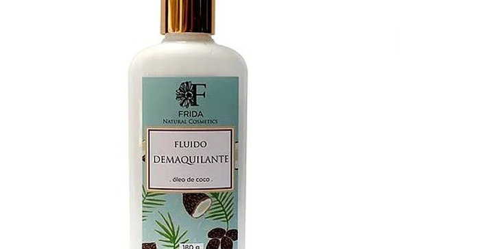 Fluido Demaquilante - 180 g