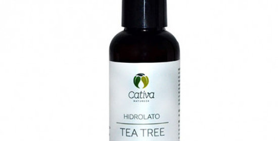 Hidrolato de Tea Tree Organico Natural Vegano