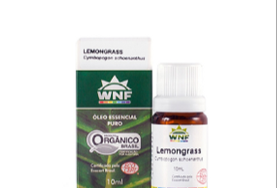 Óleo Essencial Lemongrass WNF - 10ml
