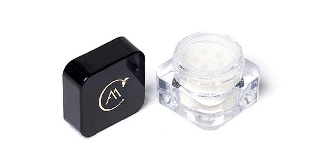 Glitter Biodegradável Vegano Clear ARIELLE MORIMOTO