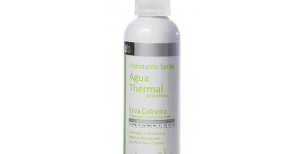 Água Thermal Erva Cidreira