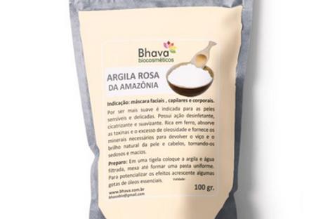 Argila Rosa da Amazônia -100g