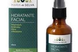 Hidratante Facial Maria da Selva ORGÂNICO NATURAL VEGANO