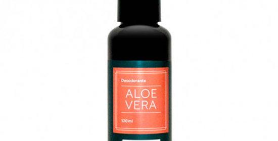 Desodorante Aloe Vera sem Alumínio ORGÂNICO NATURAL VEGANO SPRAY