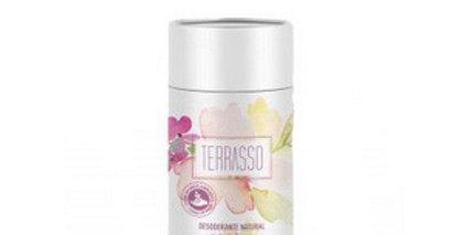 Desodorante Sólido Natural Argila Branca e Óleos Essenciais - 70g - Terrasso Bio