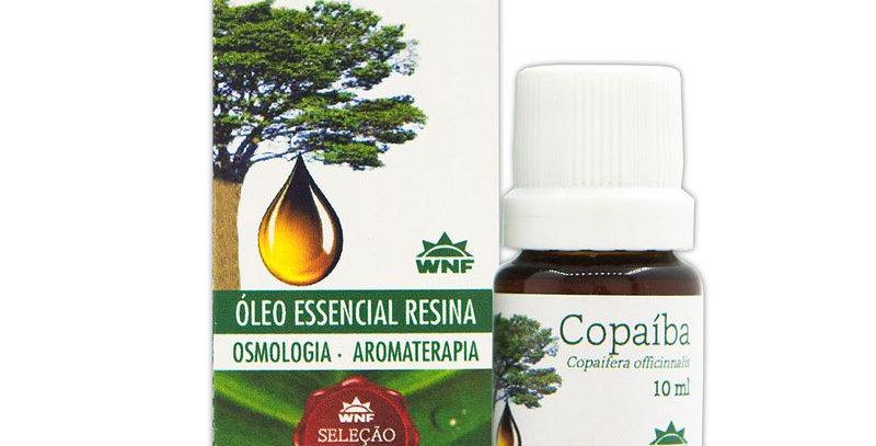 Óleo Essencial Resina Copaíba WNF - 10ml