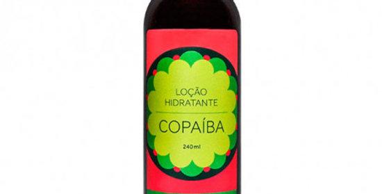 Loção Hidratante  Corporal Copaíba Natural, Orgãnica e Vegana