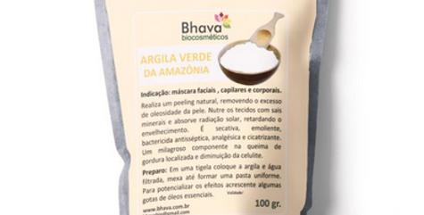 Argila Verde da Amazônia- 100g