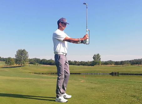 G.A.S.P. The secret of good golf!