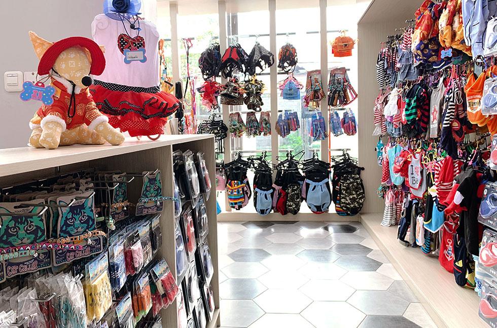 Pet Store Bali