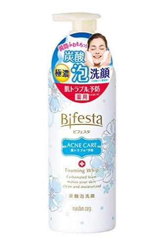Soin nettoyant contre l'acné BIFESTA (180g)