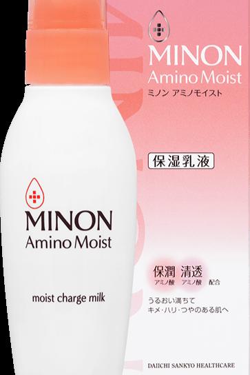 Lait pour la peau MINON Amino (100g)
