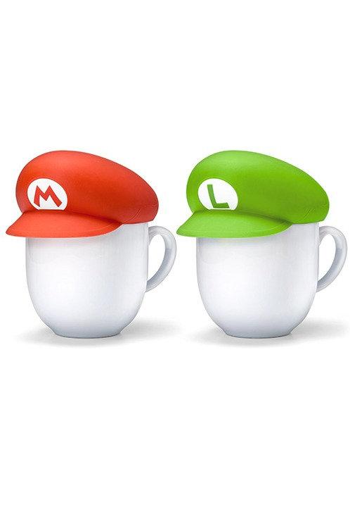 Mario & Luigi Couverture de tasse