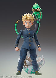 """Diamond is Unbreakable"" Koichi Hirose & Echoes ACT1 Figurine"