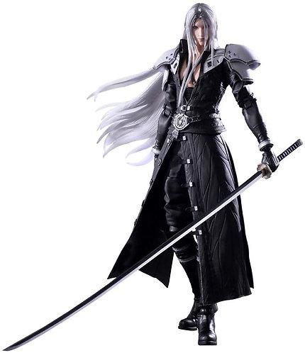 Final Fantasy VII Remake Sephiroth PLAY ARTS Kai Figurine
