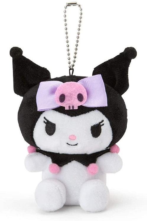 Kuromi accessoire mini peluche