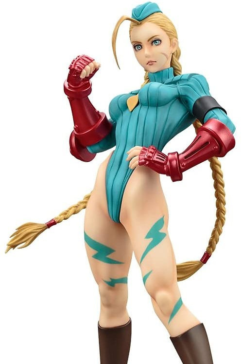 Cammy Figurine (Zero Suit Version)