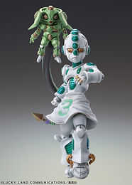 """""""Diamond is Unbreakable"""" Echoes ACT2 & ACT3 Action Figurine"""