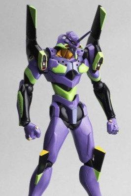 EVA-01 Action Figurine Revoltech