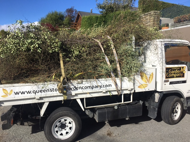 Green Waste Queenstown Garden Company
