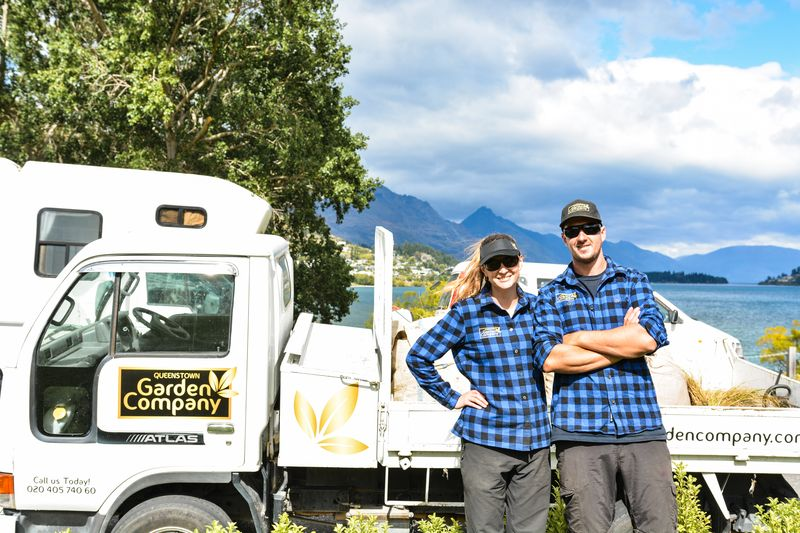 Queenstown Garden Company - by Truck