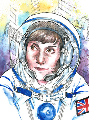 A Galaxy of Her Own: Amazing Stories of Women in Space.