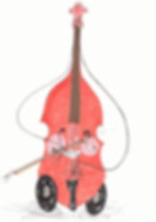 Drive a Double Bass by Michael Klinghoffer