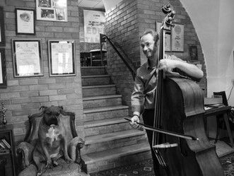 CBC 192: Michael Klinghoffer on driving a double bass, how not to hold the bow, and directions in ed