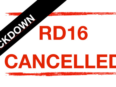 Lockdown = Rd 16 CANCELLED