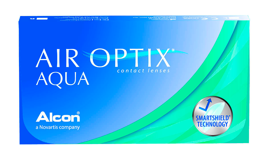 Air Optix Aqua Alcon