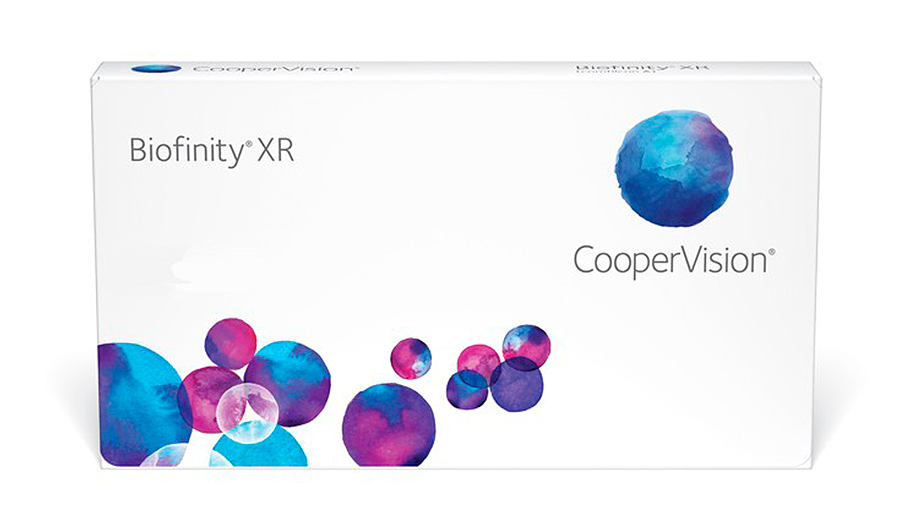 Biofinity Toric RX Coopervision